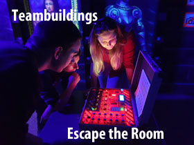 Teambuildings, Escape the Room and wiele innych
